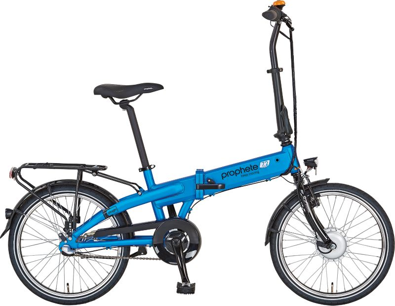 PROPHETE E-Bike Alu-Faltrad 20´´ GENIESSER e8.2