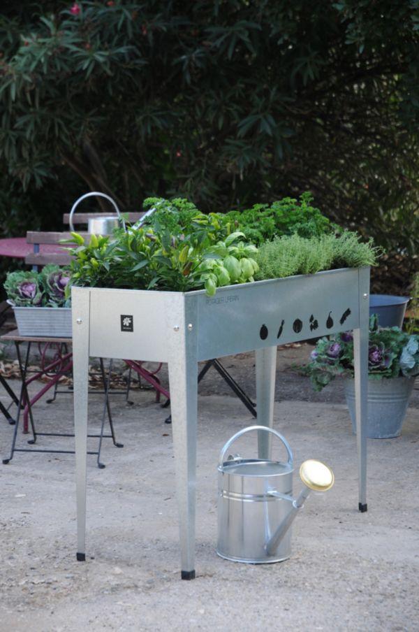 Herstera Hochbeet Urban Garden Fruhbeet Pflanzbeet Blumenbeet Ebay