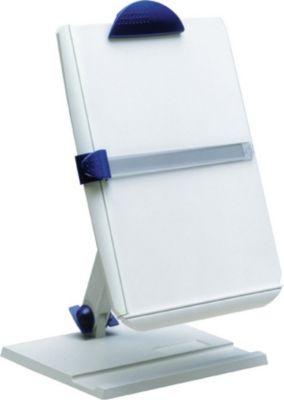 MAUL Universal-Konzepthalter mit Tragarm und Fußplatte