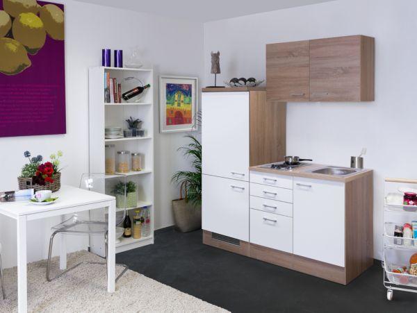 Flex-Well Küchenzeile 160 cm G-160-1101-003, Küchenblock ...