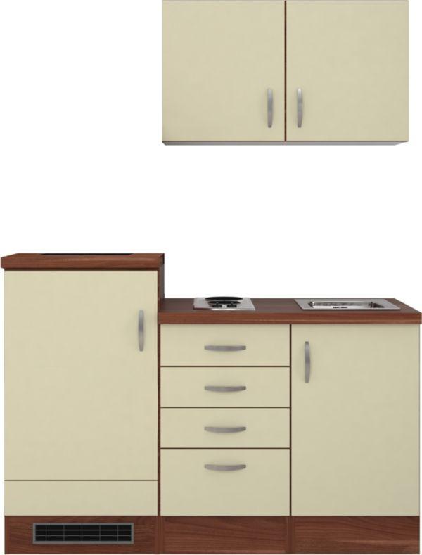 Küchenzeile 160 cm  Flex-Well Küchenzeile 160 cm G-160-1101-003, Küchenblock ...