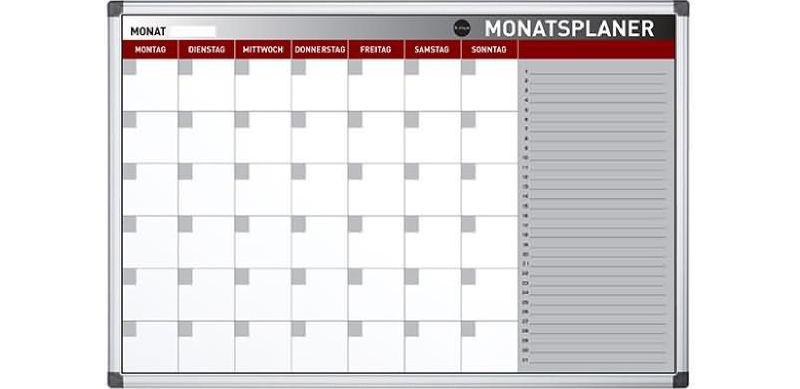 Bi-Office Earth Monatsplaner