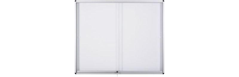 Bi-Office Enclore magnetischer Schaukasten für ...