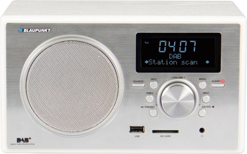 Blaupunkt Digitalradio mit USB & SD RXD 35 WH -...