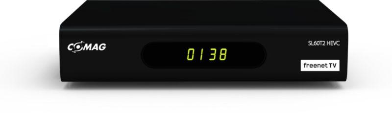 Comag SL60T2 FHD DVB-T/-T2 Receiver