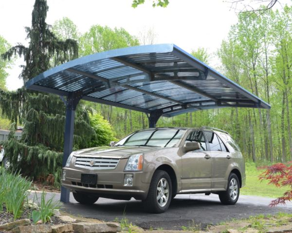 Tepro carport arizona 5000 autocarport carport auto for Tepro carport