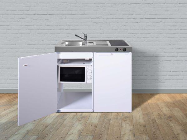 Miniküche Mit Kühlschrank Und Ceranfeld : Stengel miniküche mkmc 100 ceranfeld rechts ebay