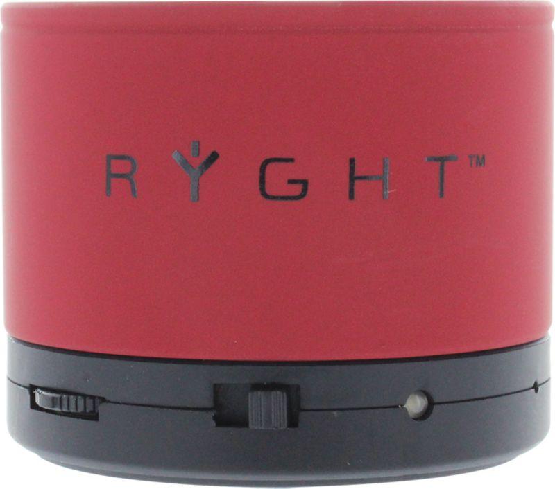 Ryght Y-Storm portabler Lautsprecher - rot