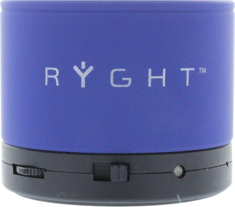 Ryght Y-Storm portabler Lautsprecher - blau