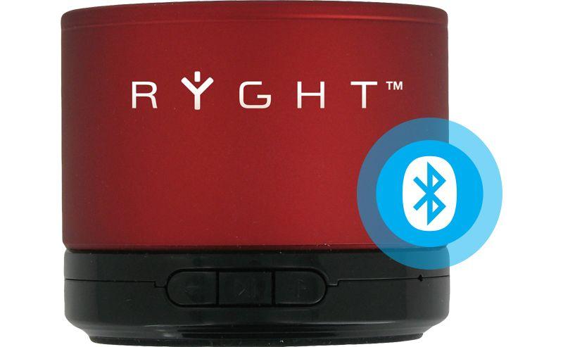 Ryght Y-Storm portabler Bluetooth-Lautsprecher ...