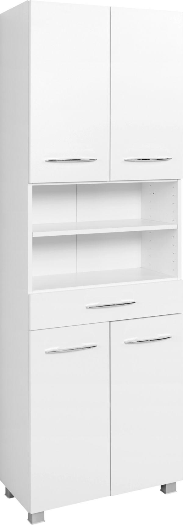 held m bel seitenschrank portofino badschrank. Black Bedroom Furniture Sets. Home Design Ideas