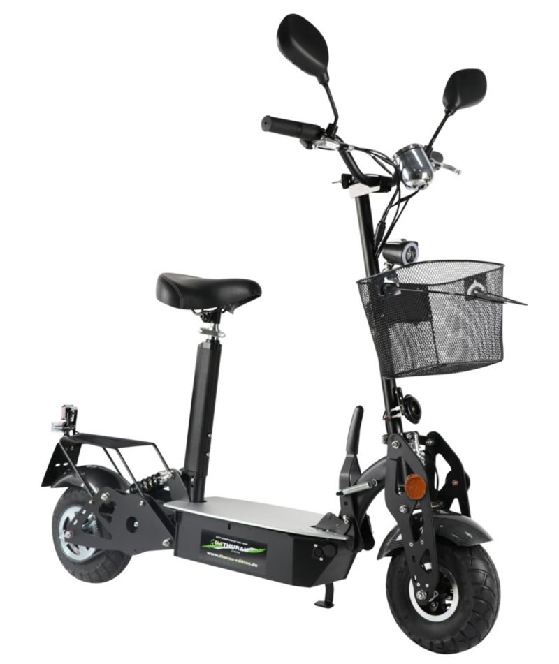 Didi Thurau Edition ´´Basic´´ Elektro-City-Roller