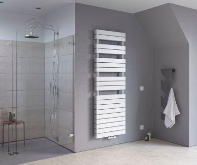 Ximax P2 Duplex Designheizkörper B 50 x H 119,5 x T 7,4 cm weiß + MA