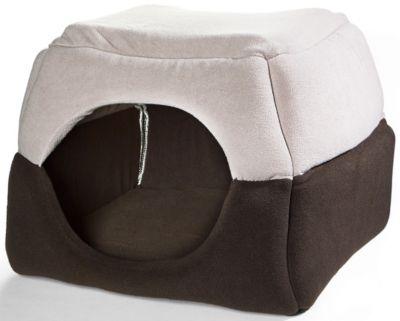 Katzenhöhle, grau