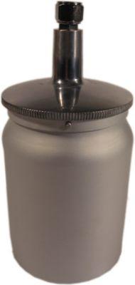 Mauk Druckluft Lackierpistole (Behälter unten) 1,5 mm Düse