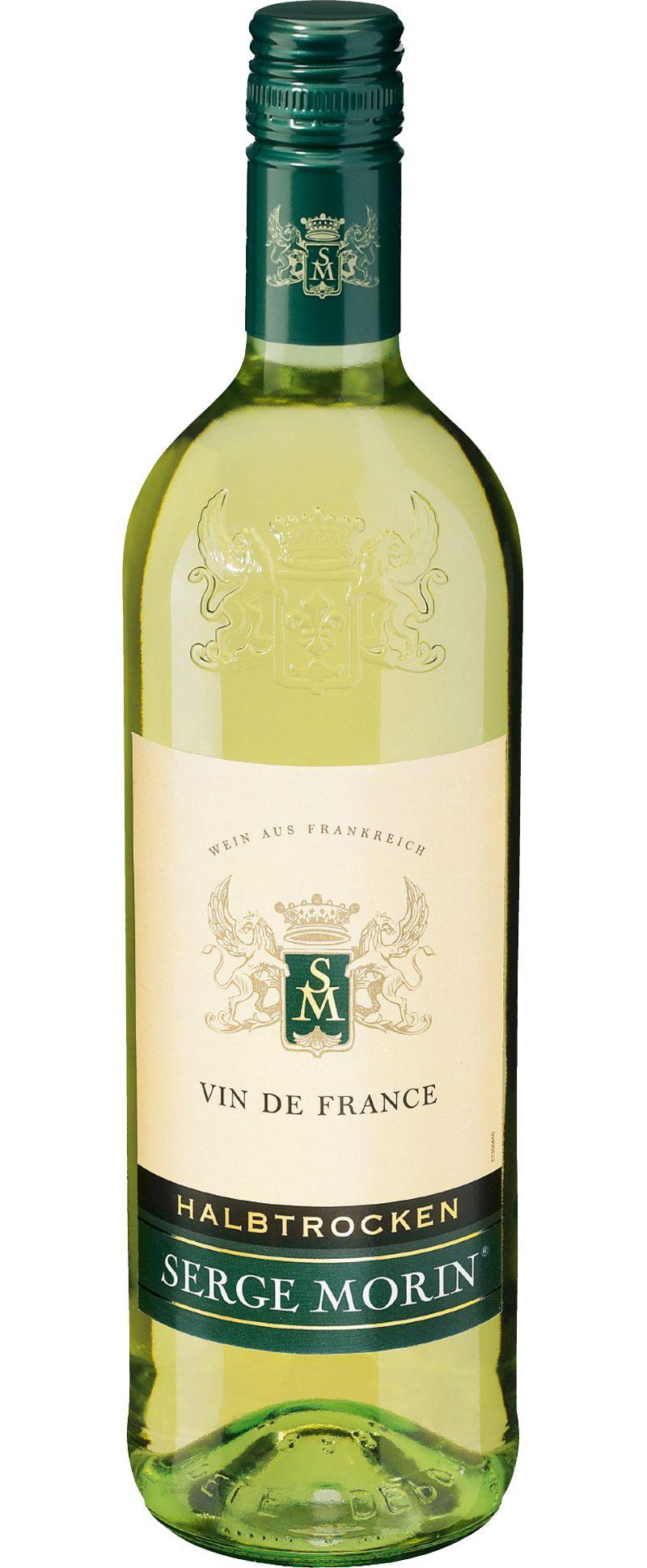 Serge Morin Blanc 1,0 Liter