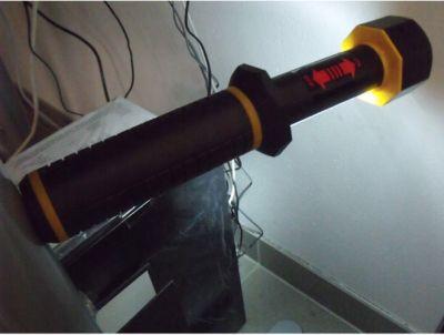 Mauk LED Lampe - Taschenlampe, ausklappbar, mit Magnet