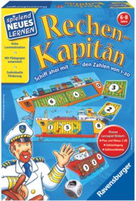 Ravensburge Lernspiele - Rechen-Kapitän