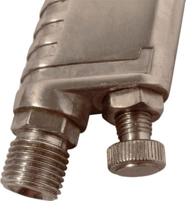 Mauk Druckluft Lackierpistole (Behälter oben) 1,5 mm Düse