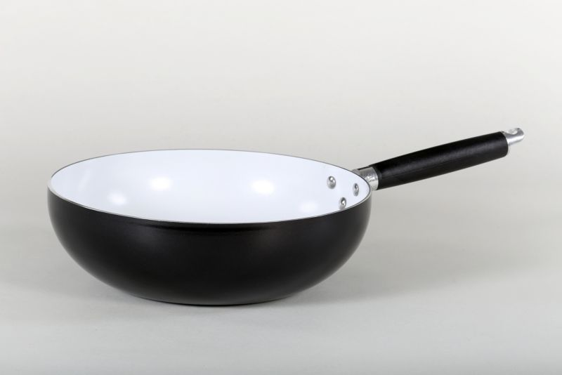 Alu-Wokpfanne Riga 28 cm