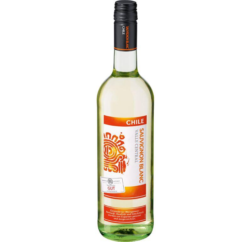 Sauvignon Blanc Chile trocken DLG gut/sehr gut ...
