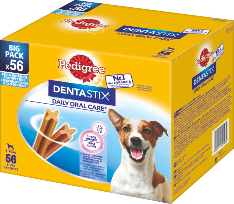 Pedigree® Dentastix 2 x 56 Pack