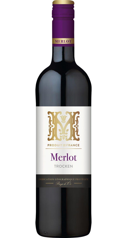 Merlot trocken IGP 0,75 L