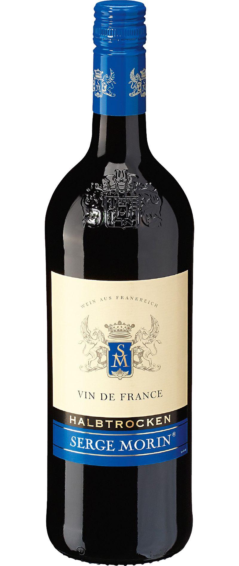 Serge Morin Rot Vin de France