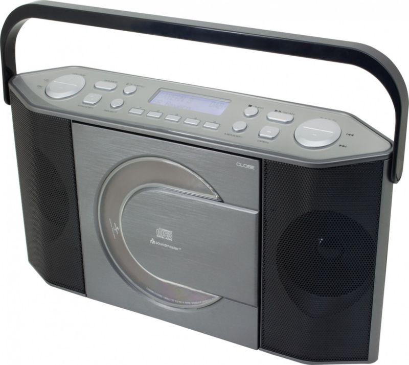Soundmaster RCD1770AN DAB+/UKW Digitalradio mit...