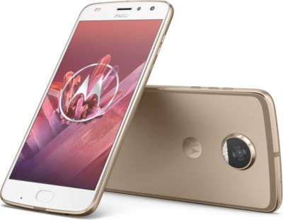 Motorola Moto Z2 Play (fine gold) inkl. JBL Soundboost 2 Dual