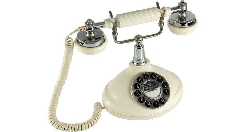GPO klassisches Telefon im 20er Jahre Design