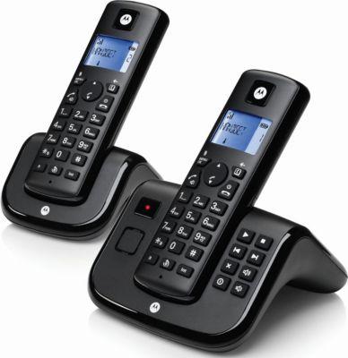 Motorola T212 Black