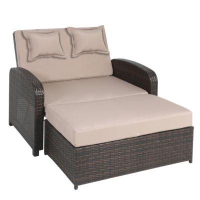 Lounge Sofa Gartensofa Auf Rechnung Kaufen