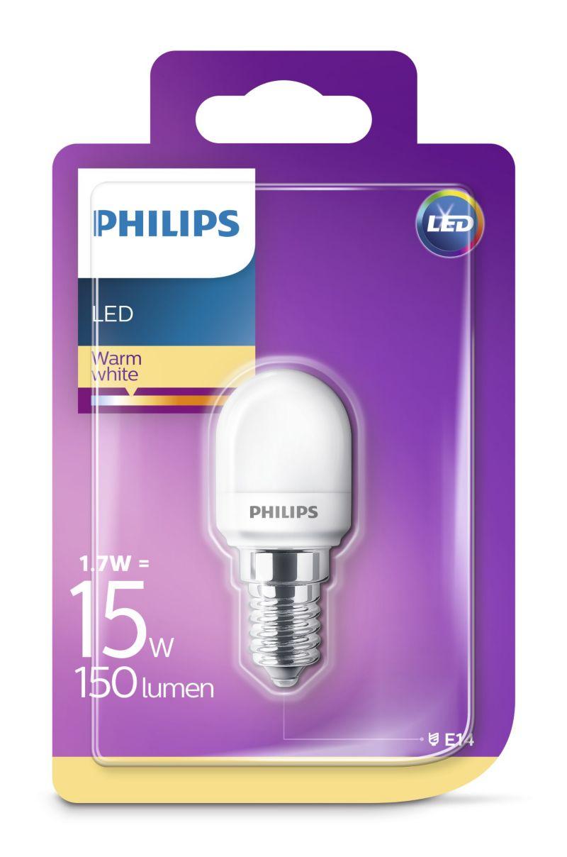 PHILIPS LED Leuchtmittel - Kühlschranklampe 15W...