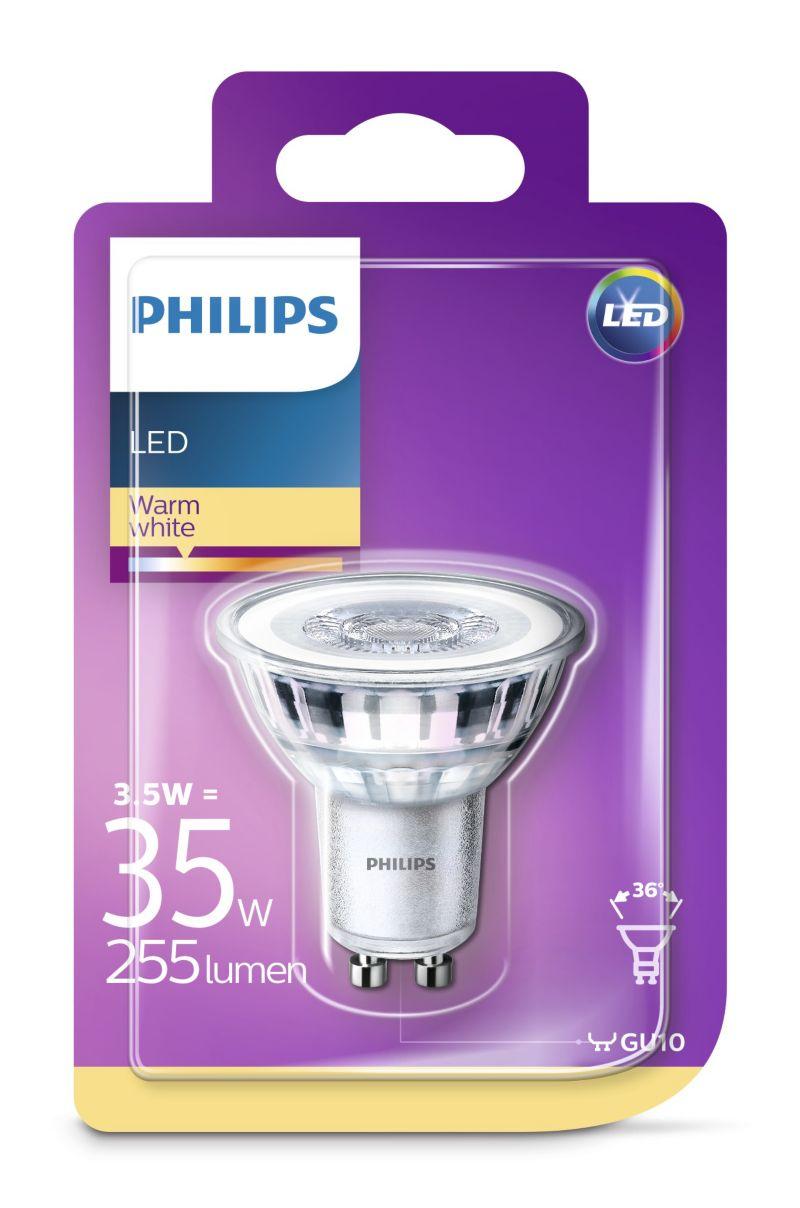 PHILIPS LED Leuchtmittel - Reflektor 35W GU10