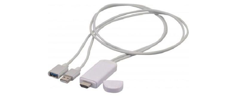 Exertis Connect Konverter USB zu HDMI