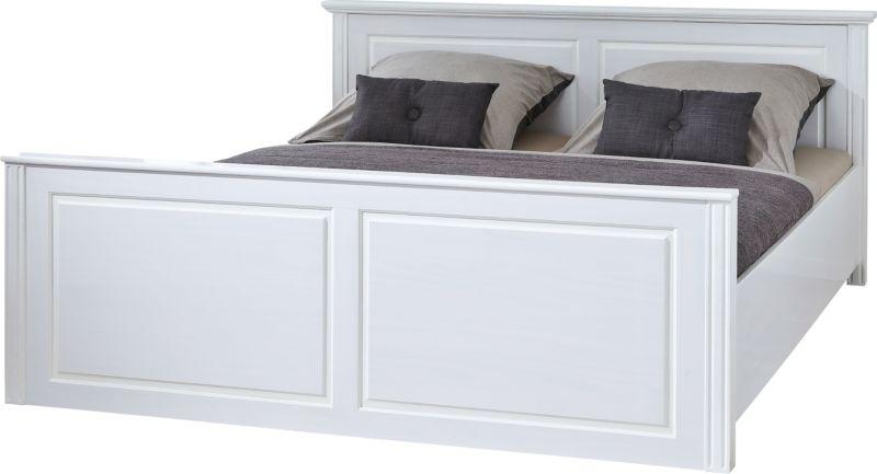 Link´s Bett Danz 5-180 weiss 180 x 200 cm