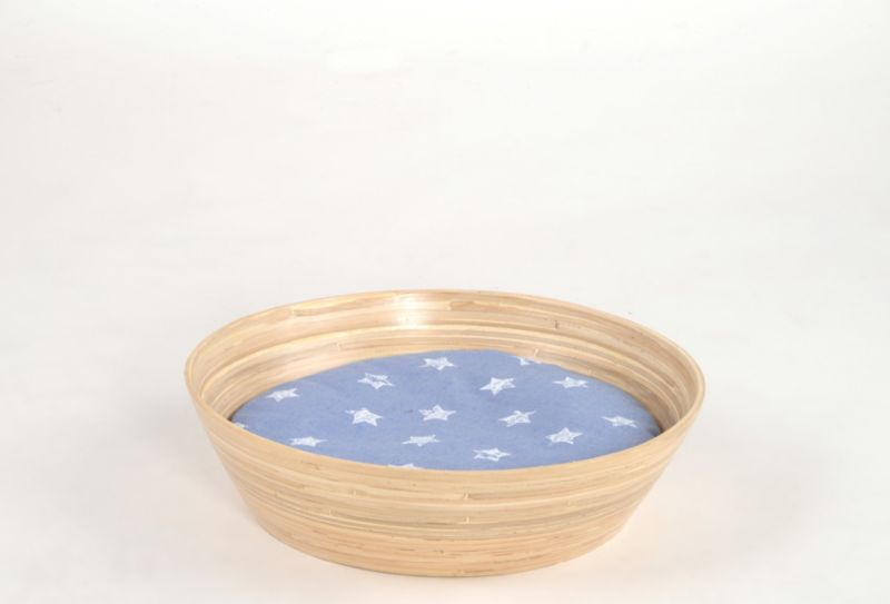Silvio Design Bambus-Schale Starlett natur Gr. 1