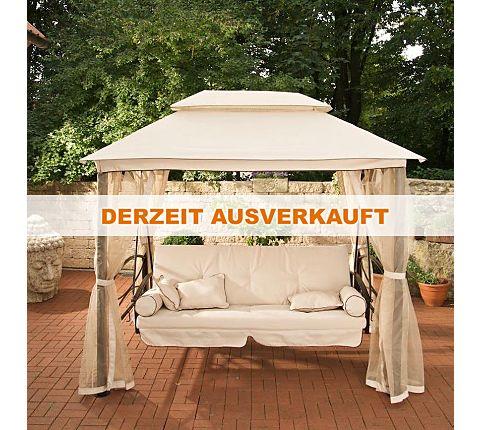 hollywoodschaukel mit liegefunktion 4 sitzer moebel. Black Bedroom Furniture Sets. Home Design Ideas
