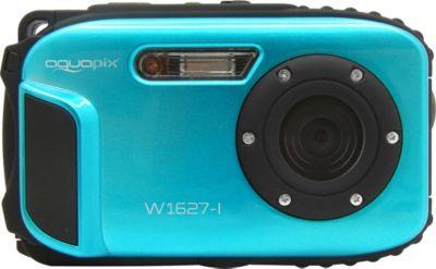 Aquapix W1627 ´´Ocean´´ Unterwasserkamera , Iceblue