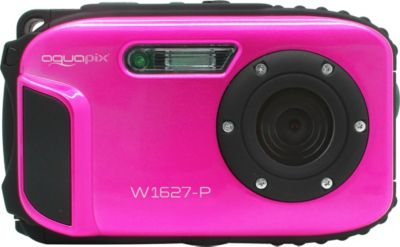 Aquapix W1627 ´´Ocean´´ Unterwasserkamera, Pink