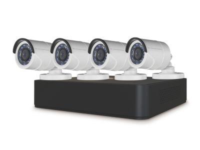 Conceptronic 8-Kanal-720P-CCTV-Überwachungskit inkl. 4 TB Festplatte