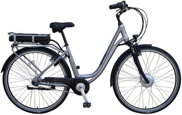 SAXXX SAXXX SAXXX City Light Plus LTD silber matt/ schwarz matt Elektrofahrrad Elektrorad 424a75