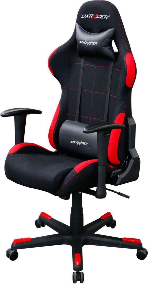 Dxracer FormulaOhfd01nrF SerieSchwarz RotGamer Details Schreibtischstuhl Zu Stuhl 80PwXOnk