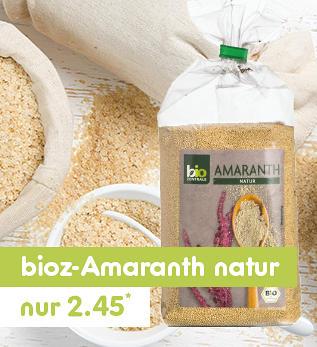 bioz Amaranth natur