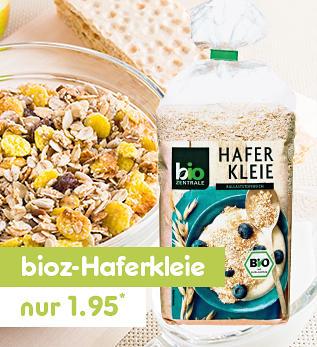 bioz Haferkleie