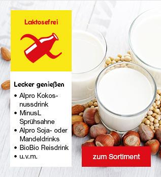 Laktosefreie Lebensmittel - Genuss ohne Reue!