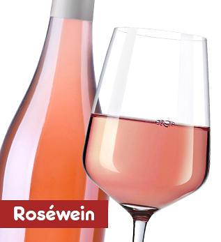 Unser Roséwein-Sortiment
