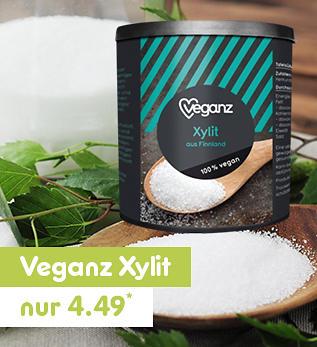 Veganz Xylit nur 4.49*