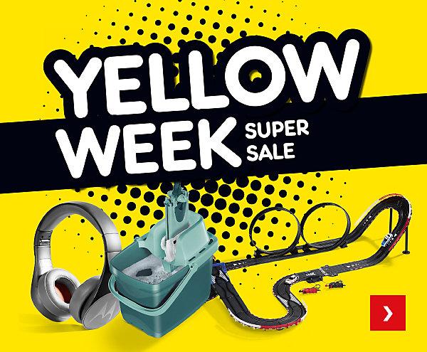 YELLOW WEEK SUPER SALE
